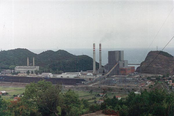 Catalagzi Thermal Power Plants (Old one, new one together)
