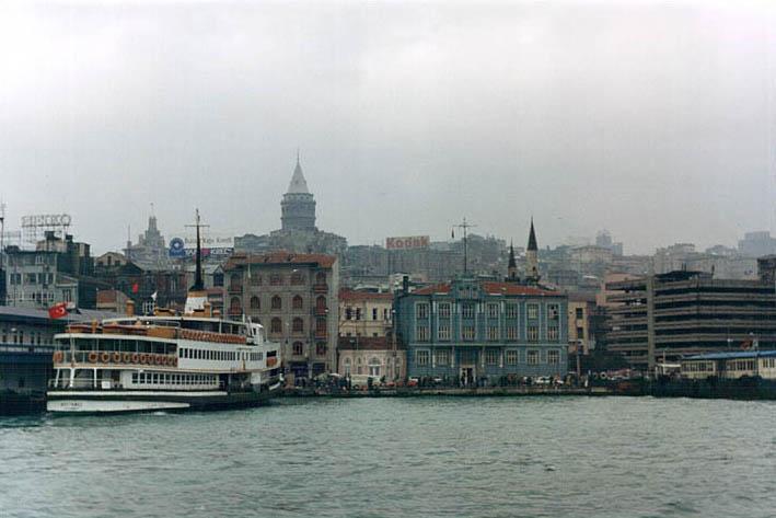 ISTANBUL - Karaköy Photograph by Erdogan Tan